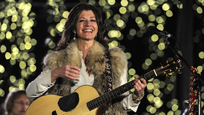 Amy Grant will perform Tuesday at the Lighting of the Green at Lipscomb University