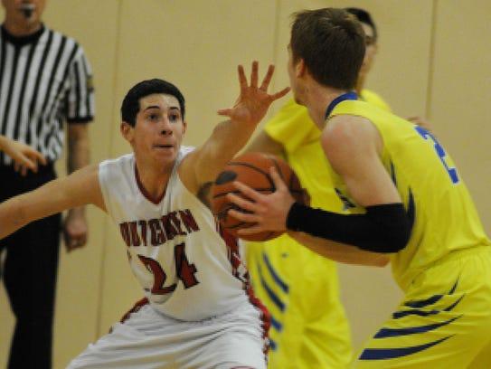 Annville-Cleona's Julian DeReyes-Kapp defends Northern
