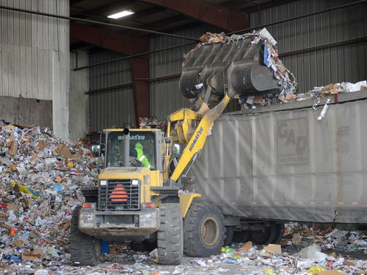 GPG Recycling_Landfill Stats