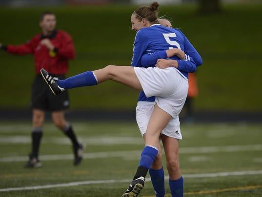 GPG Notre Dame vs Sheboygan Falls soccer