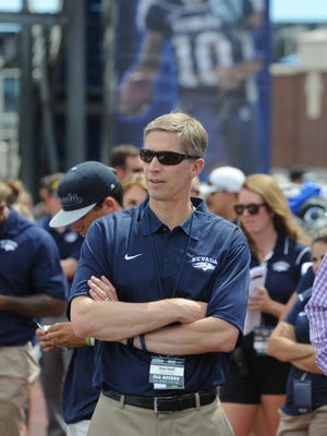 Nevada athletic director Doug Knuth must pick the Wolf Pack's next football coach.