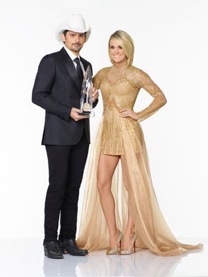 Brad Paisley and Carrie Underwood will host the CMA Awards on Wednesday for the ninth time.