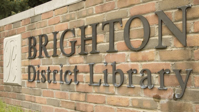 The Brighton District Library on Library Road in Brighton.