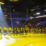 NHL All-Star red carpet