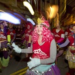 Mardi Gras weekend on Mainstrasse