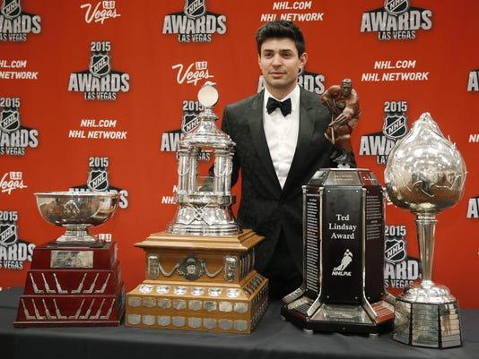 NHL Awards Hockey