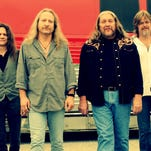 The Marshall Tucker Band will perform at Gettysburg Bike Week in July.