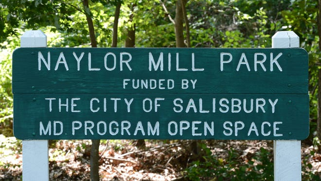 Salisbury officials plan to place a conservation easement on Naylor Mill Park.