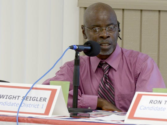 Dwight Seigler, president of the East Mims Civic League, which  organizes the annual East Mims Easter Parade, is concerned by the Brevard County Sheriff's Office's decision to not approve a special permit for the parade this year.