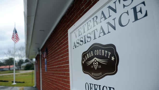 A new Veteran's Assistance Office is located in the Sumrall area off of Center Lane.