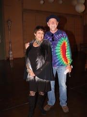 Patty Tiscareño and Andre Bonaguidi.