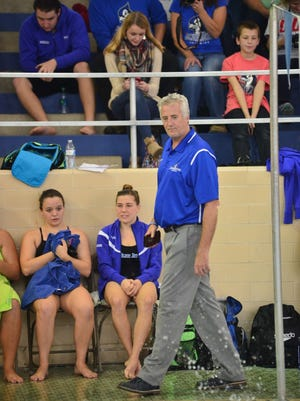 Elizabethtown College swim coach Mark Wilson said the team had just left the Fort Lauderdale airport Friday when they heard about the shooting.