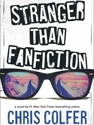 'Stranger Than Fanfiction' by Chris Colfer