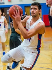 Harpeth's Devin Copeland has scored 65 points the first three District 9-AA games of the year.