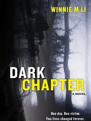 Cover of Winnie Li's novel, Dark Chapter.