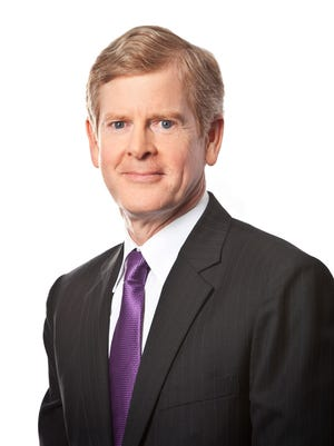 David Taylor became P&G's CEO on Nov. 1, 2015.