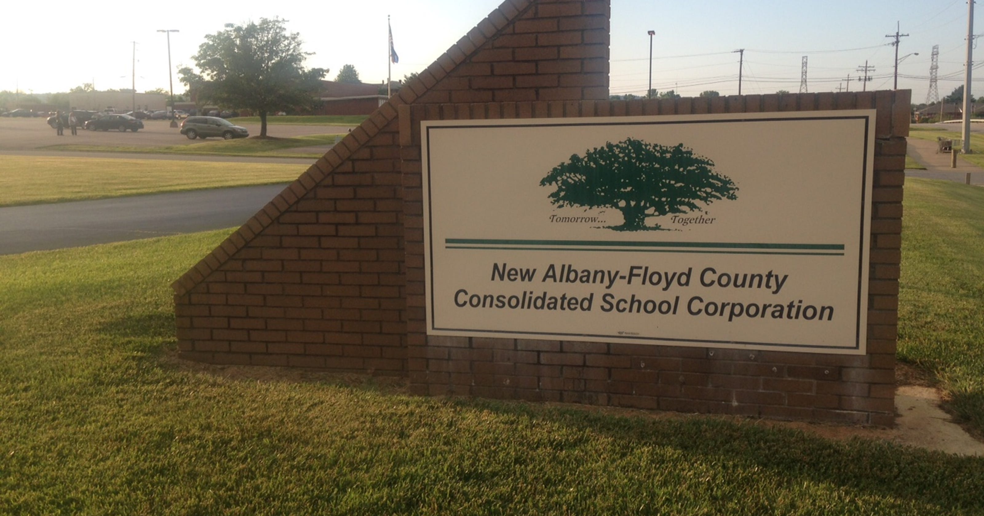 New Albany Schools Respond To Threat