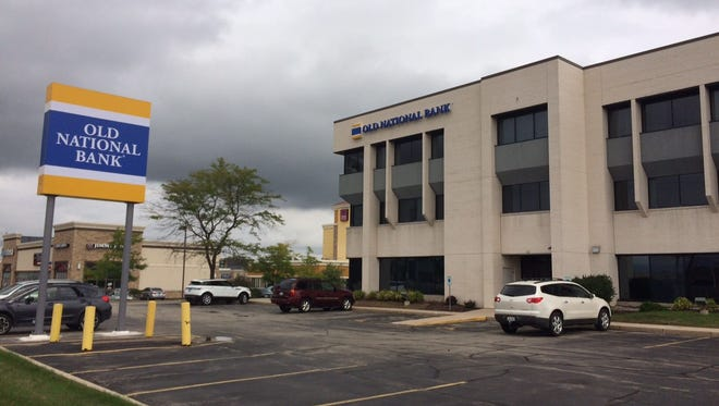Old National Bank has completed its acquisition of Anchor Bank with new signs at locations across the state, including this one, at 420 S. Koeller St. in Oshkosh.