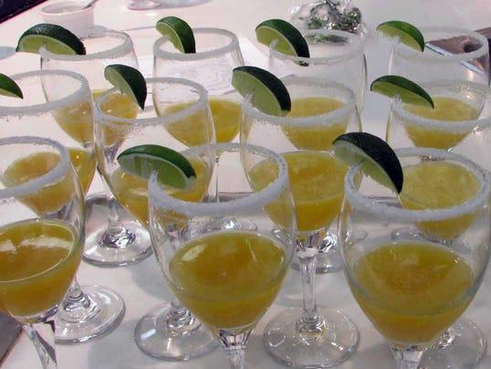 Pic 8 Mango Bellinis