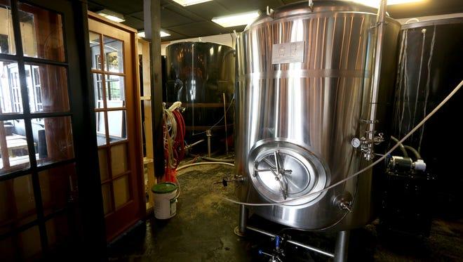 Bad Tom Smith Brewery on Eastern Avenue.