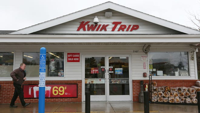 Kwik Trip has proposed rebuilding its Two Rivers store at the corner of Washington and 21st streets. If approved by the Common Council, Kwik Trip hopes to break ground within two months and to complete the project by early 2017.
