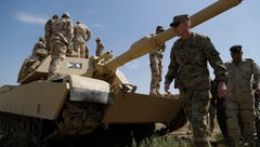101st Airborne, Iraqis pushing back ISIL 'every day'