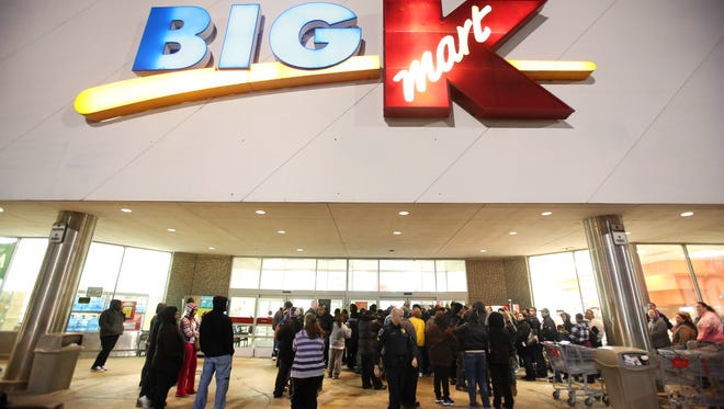 Kmart plans to close another 64 stores.