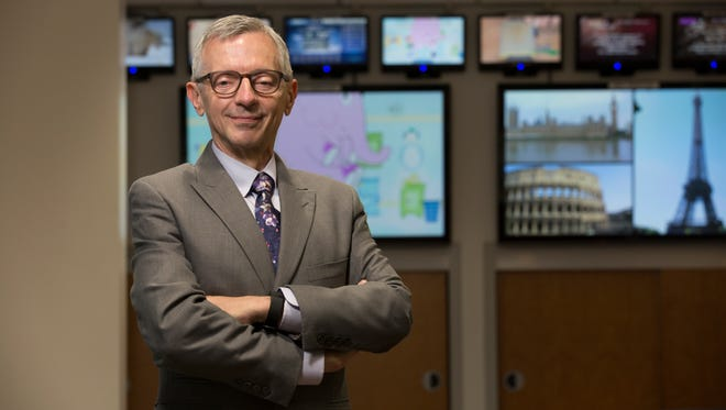 Bohdan Zachary started as general manager of Milwaukee PBS in November 2015.
