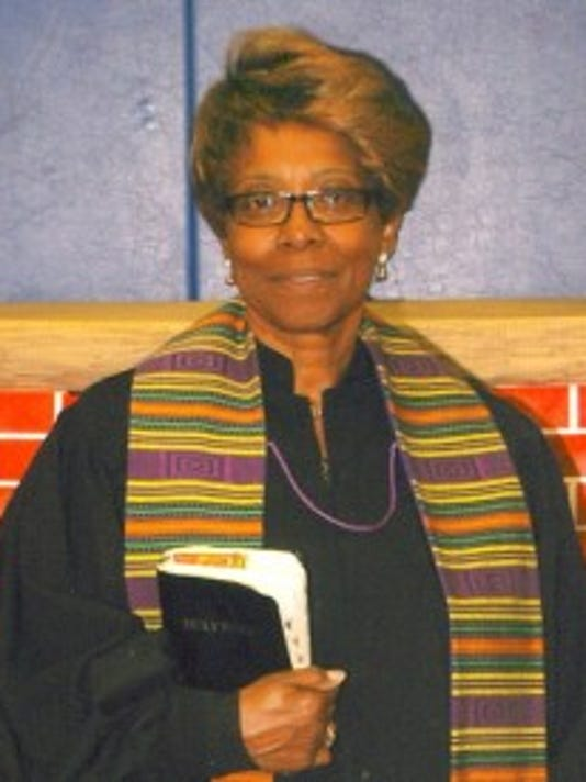 The Rev. Lela Henderson, a native of Louisiana, is now the associate pastor of Bethel A.M.E. Church in Harrisburg. She'll speak about the culture of New Orleans Oct. 4 at Red Land Community Library. (SUBMITTED)