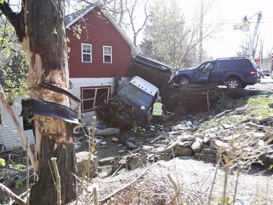 ELM dump truck crash 2 -- main art