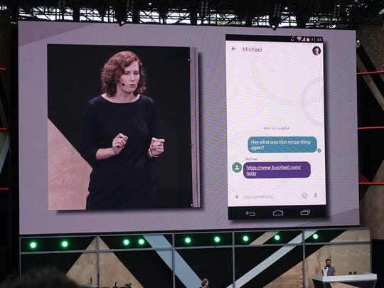 Google's Ellie Powers touts Android Instant Apps