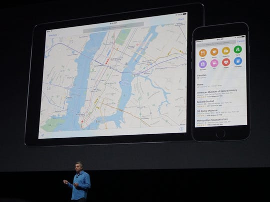 Apple Maps gets an upgrade