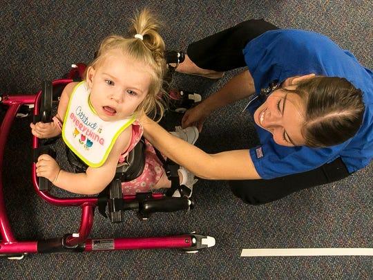 WellSpan York Hospital pediatric physical therapist