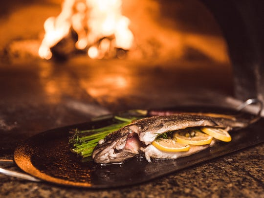 Fire and Brimstone is a community-focused restaurant