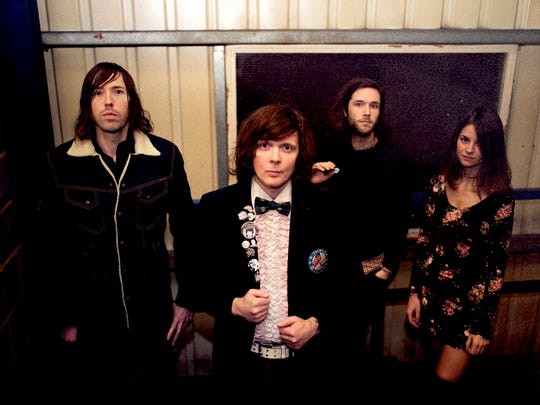 Punk-flavored rockers Beach Slang hit Higher Ground on Friday.
