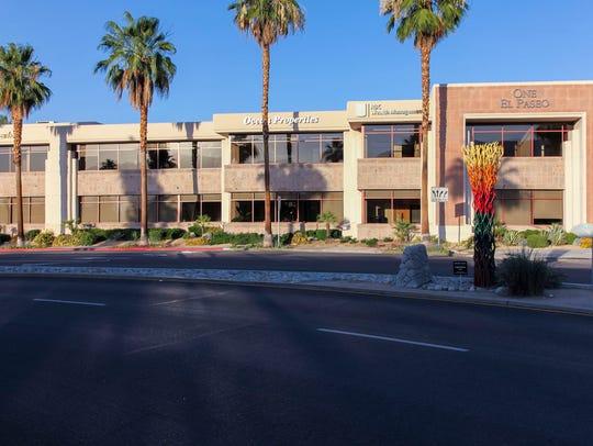 Ocean Properties developed One El Paseo in Palm Desert.