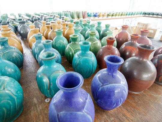 Pewabic Pottery's Summer Sale is for members only on