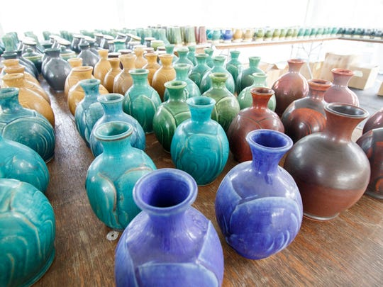 Pewabic Pottery's Summer Sale is for members only on Aug. 11 and opens to the public on Aug. 12.