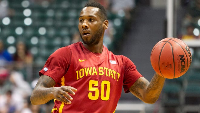 Iowa State guard DeAndre Kane in action against Boise State during the Diamond Head Classic championship match at the Stan Sheriff Center.