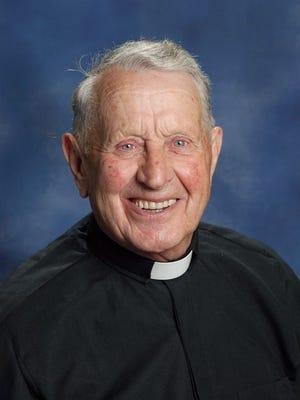 Father Thomas Dominic O'Callaghan, 88