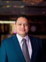 Ahmed Abdelbasit, a physics teacher from Jersey City,