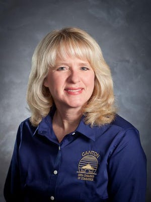 Canton Area Chamber of Commerce Executive Director, Carla Bobell