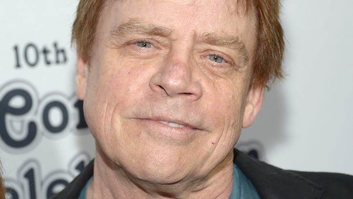 Mark Hamill shows us what Trump would look like as the Joker