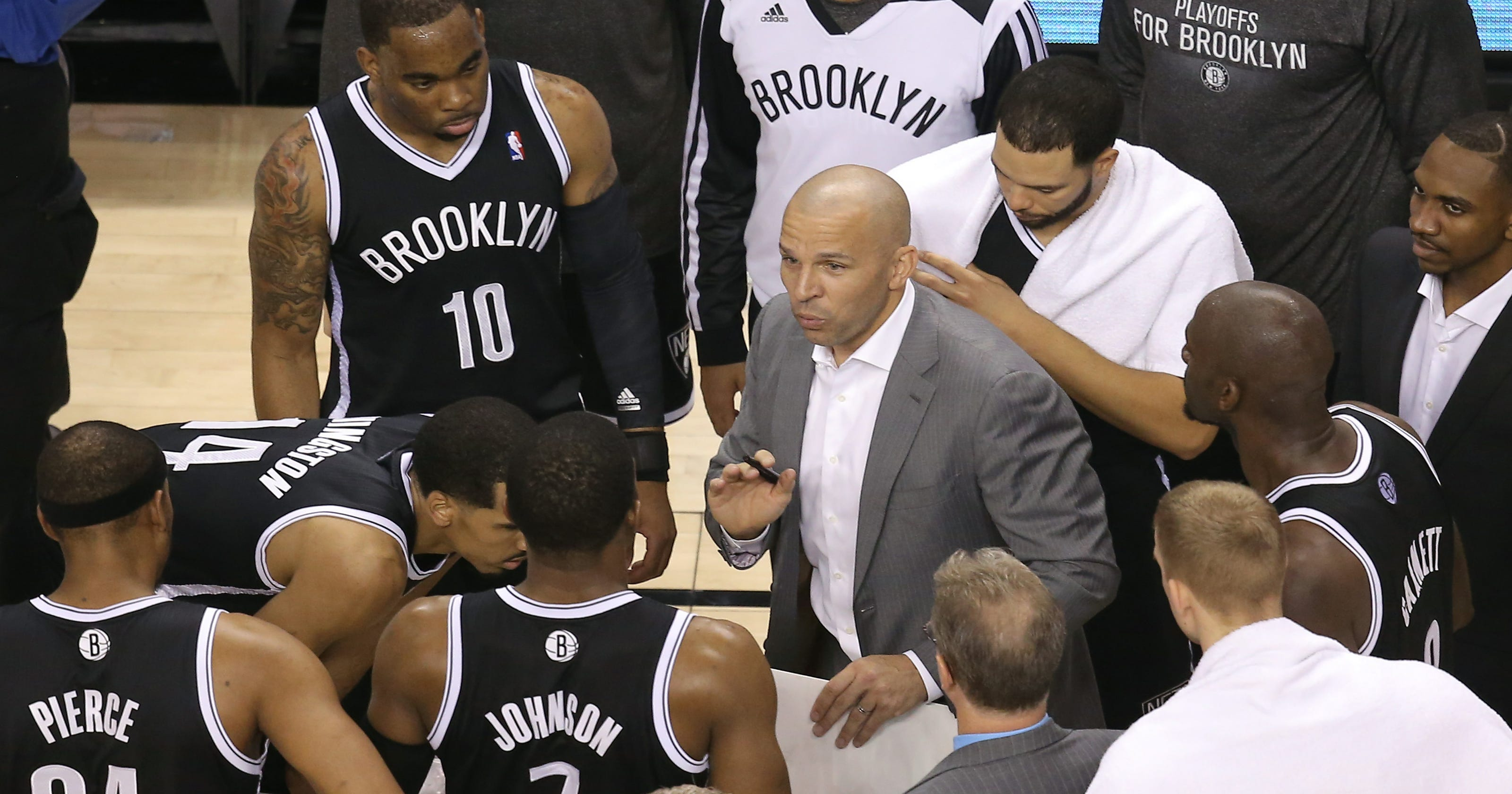 Jason Kidd still learning to coach but never panicking 052aa7128