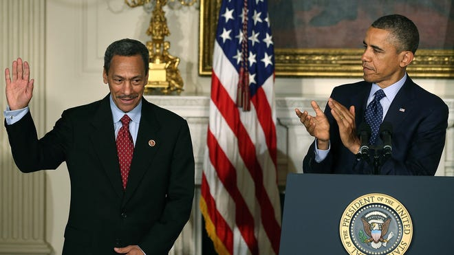 President Obama nominated Rep. Mel Watt, D-N.C., in May to be the next director of the Federal Housing Finance Agency.