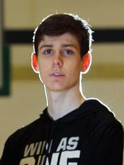 Patrick McCaffery, Elite Team