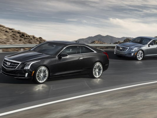 Cadillac Will Kill Ats Sedan After 2018 Model Year
