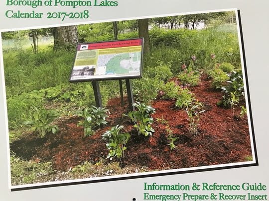 The new Pompton Lakes calendar was just released. Riverdale is planning on creating a similar calendar free for residents and businesses in the borough.