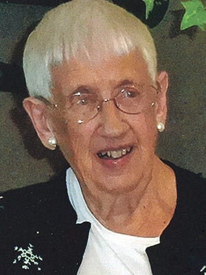 Marjorie E. Keesling 96th Birthday