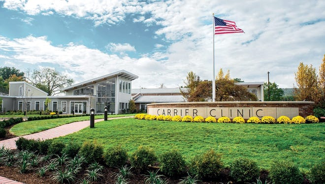 The Carrier Clinic occupies a 100-acre campus in Belle Mead in Somerset County.